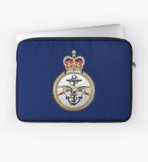 British Armed Forces Emblem 3D Laptop Sleeve