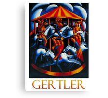 Merry-Go-Round (1916) by Mark Gertler