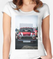 Mini Fitted Scoop T-Shirt