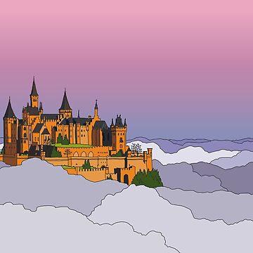 Cloud Castle by dukeofgarbanzo