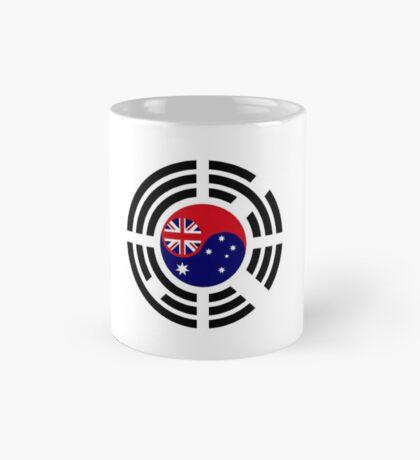 Korean Australian Multinational Patriot Flag Series Mug