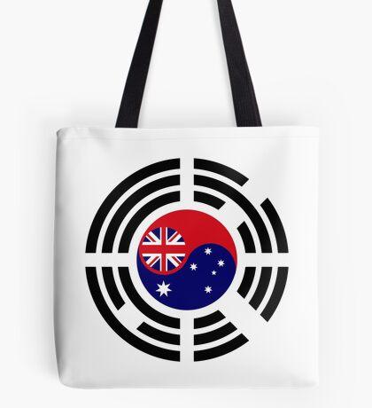 Korean Australian Multinational Patriot Flag Series Tote Bag