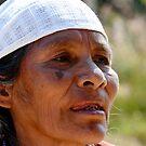 Zapotec Woman by Carl LaCasse