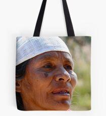 Zapotec Woman Tote Bag