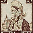 Ostpreussen Trachten...East Prussia Folk Costume by edsimoneit