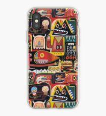 Mutant pop corn  iPhone Case