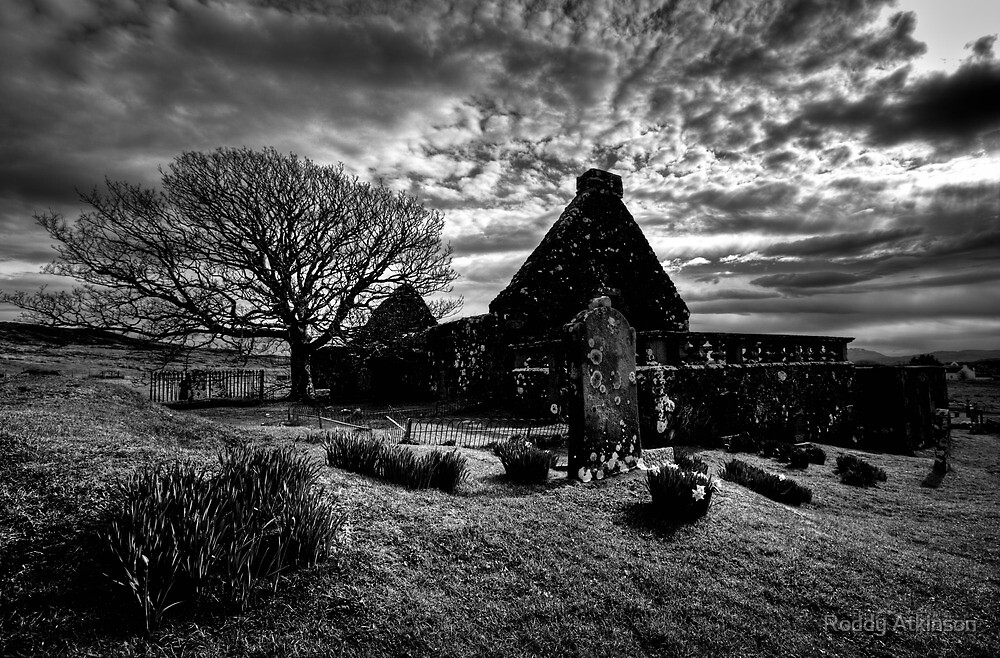 St Mary's Church by Roddy Atkinson
