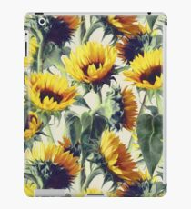Sunflowers Forever iPad Case/Skin