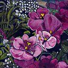 Garden Flowers by minorsaint