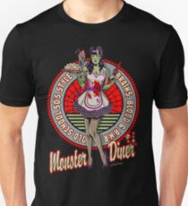 Monster Diner Unisex T-Shirt