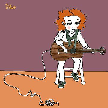 Guitar Hero by GretelGirl