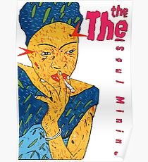 The The - Soul Mining Poster