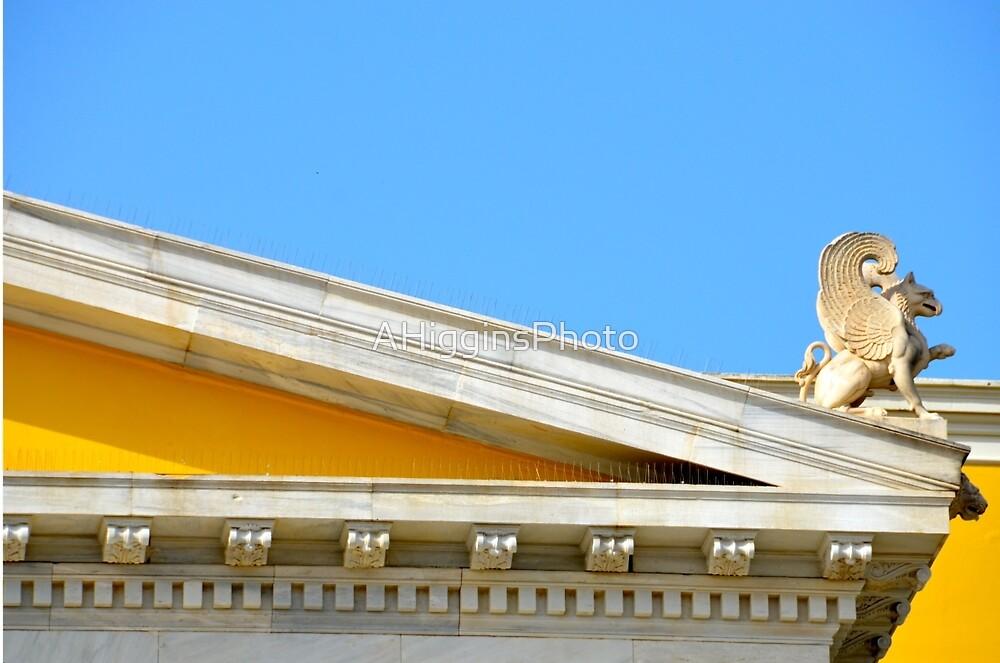 Zappeion facade by LoveAphoto