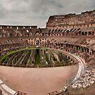 Coliseum Panorama by Daniel Wills