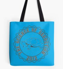 Science of deduction Tote Bag