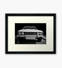 Interceptor III Framed Print