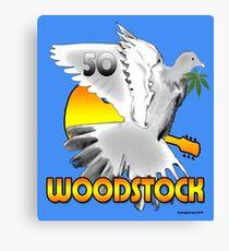 Woodstock 2019 Canvas Print