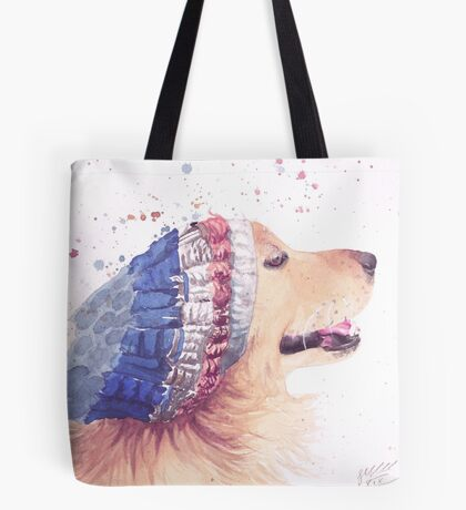 What's Up Dog Tote Bag