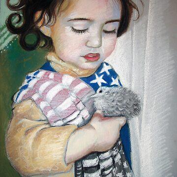 Chalk Pastel: Palometa by joannaalmasude