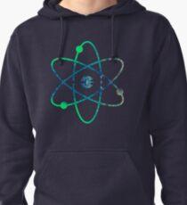 Science ATOM symbol Pullover Hoodie