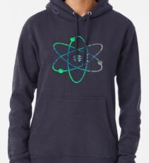 Wissenschaft ATOM-Symbol Hoodie