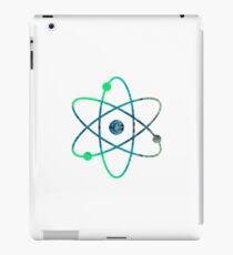 Science ATOM symbol iPad Case/Skin