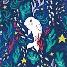 Belugas von Jacqueline Hurd
