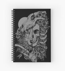 Wolf Child Spiral Notebook