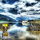 Reserve Lake Mornos by George Kypreos