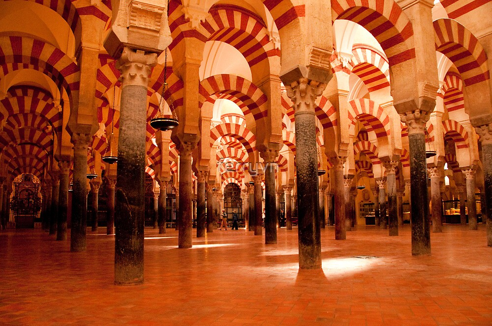 Cordoba's Lasting Beauty: the Mesquita (Prt 2) by ferryvn