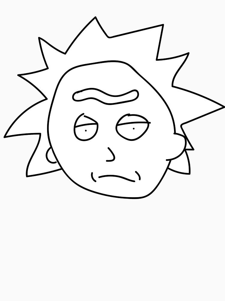 Rick Doodle by danharmonsucks