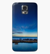 Ghost Surfer, Merewether Ladies Pool, Australia Case/Skin for Samsung Galaxy
