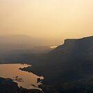 Sunset India by matchwood
