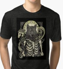 Lycanthropy  Tri-blend T-Shirt