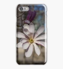 The Perfect Magnolia Blossom iPhone Case/Skin