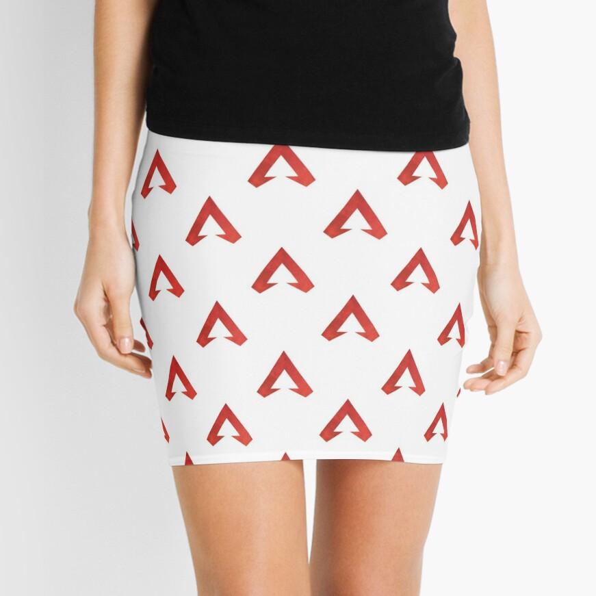 Apex Legends Logo All-over Minifalda
