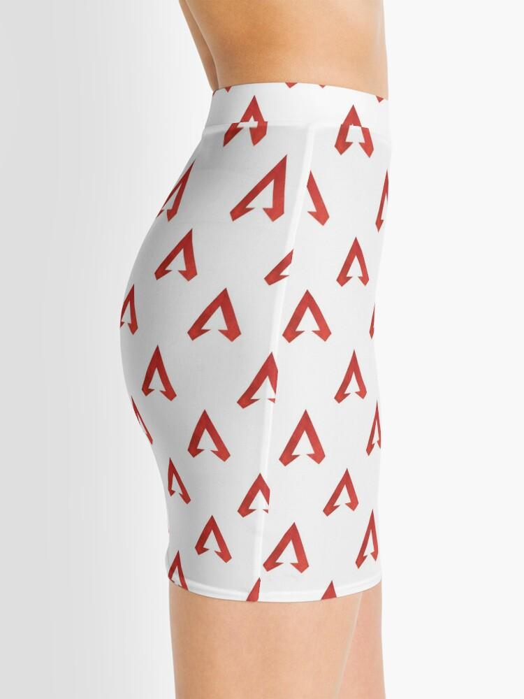 Vista alternativa de Minifalda Apex Legends Logo All-over