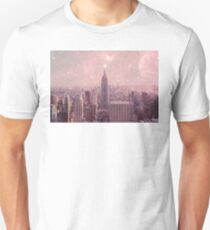 Stardust Covering New York Unisex T-Shirt