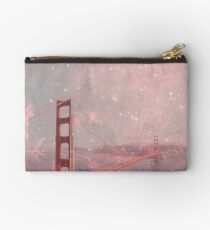Stardust Covering San Francisco Studio Pouch