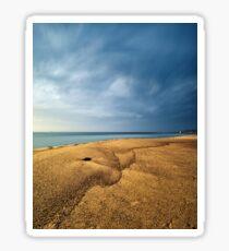 Sand Dolphin, Merewether Beach - Australia Sticker