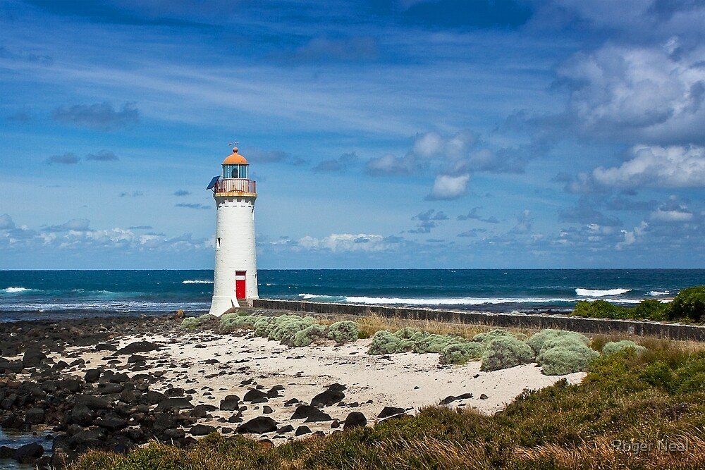 Griffith lighthouse by Roger Neal