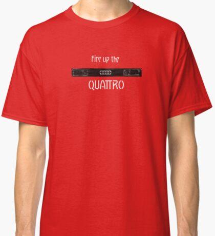 Quattro! Classic T-Shirt
