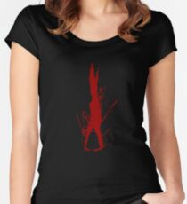 Jack The Ripper Women's Fitted Scoop T-Shirt