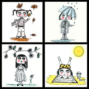 Seasons by Naomi27