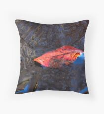 Trapped! Throw Pillow