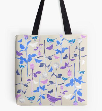 Rosebud Forest Tote Bag