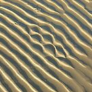 Weymouth Sand Ripples 2 by JessicaMWinder