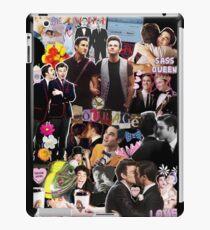 Klaine Collage iPad Case/Skin