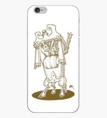 Travithik's Wandering Theatre iPhone Case