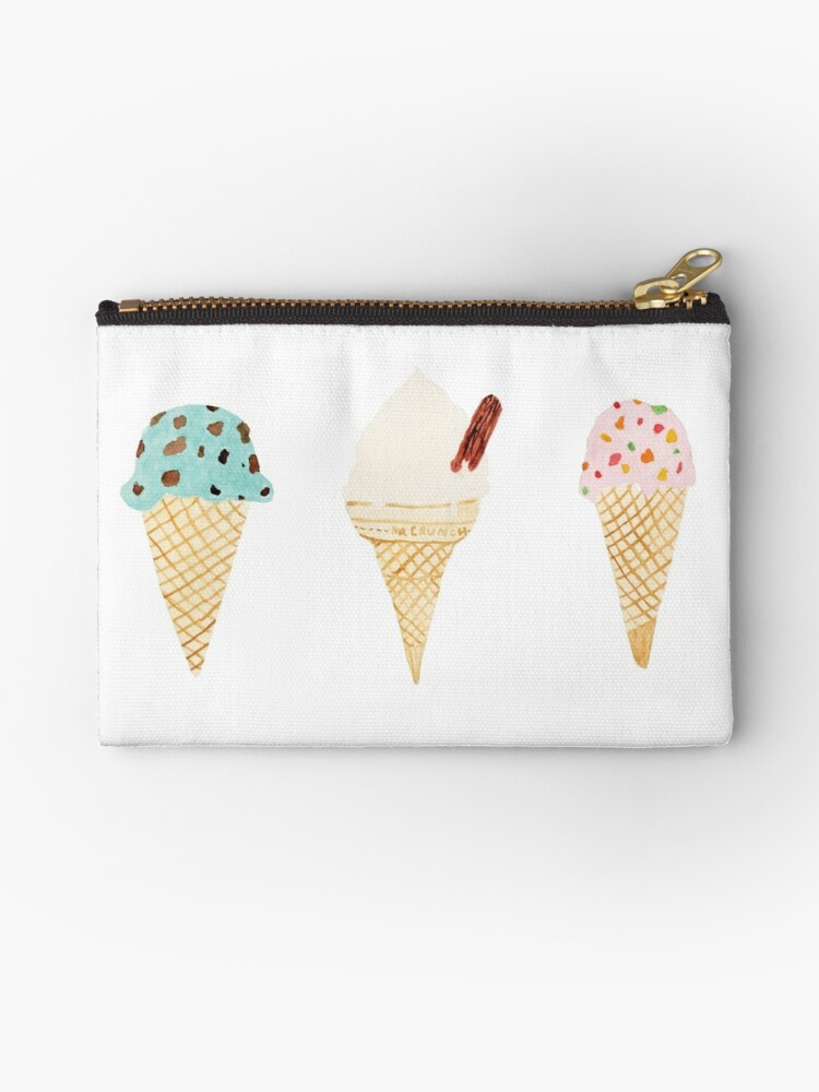 ice cream selection by cardboardcities
